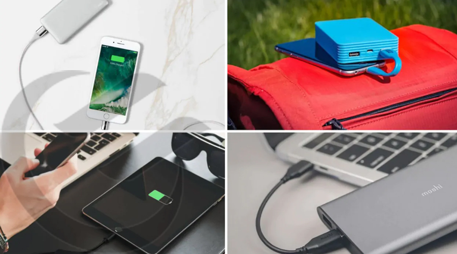 Our Top 3 of the Best small portable charger for iPhone 10,000 mAh or less