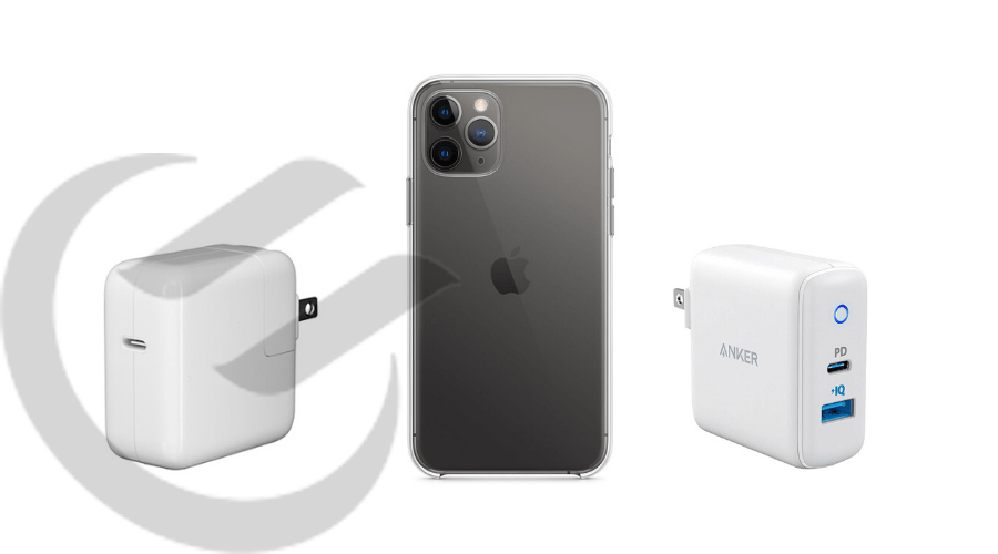 Portable charger for iPhone 11